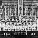 St Bede's choir 1970
